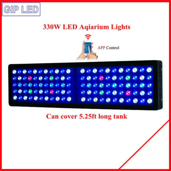 Chinese Remote&WiFi Control 120W 165W 330W LED Aquarium Lights pictures & photos