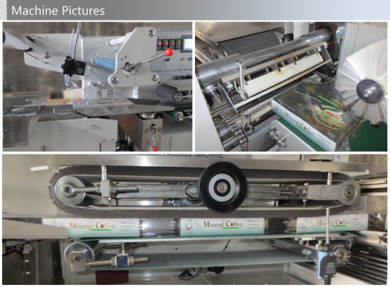 Automatic Fruit Food Heat Shrink Packing Machine pictures & photos