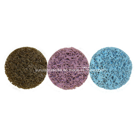 Hard Blue Diamond Grinding Abrasive Flap Disc