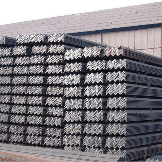 Hot Rolled Angle Bar Price Steel Electric Tower