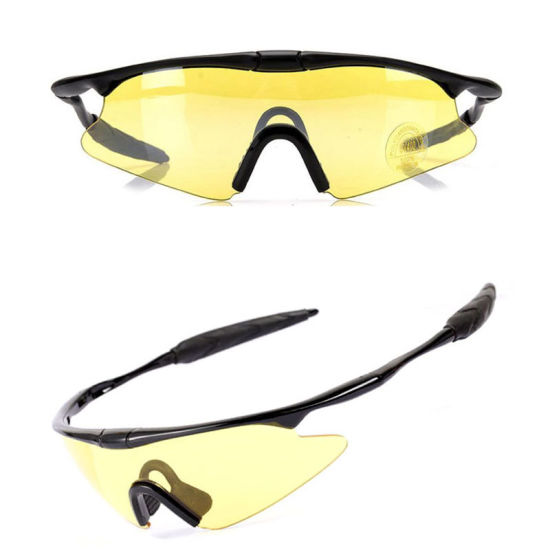 Lightweight PC Slim Arms Wholesale Customized Branded Military Safety Glasses