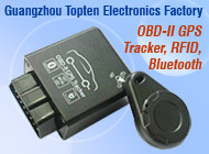GPS OBD Diagnosis GSM Alarm Tracking System with RFID (TK228-JU) pictures & photos