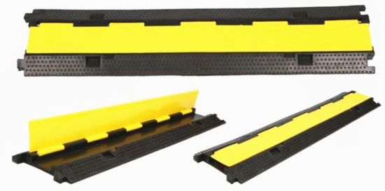 High Quality Reflective Custion Portable Rubber Driveway Curb Ramp