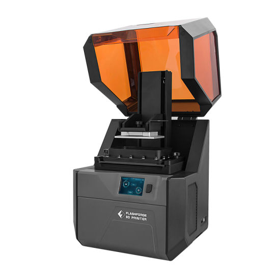 Flashforge Ultimate High Precision DLP 3D Printer Hunter with Patented LED Light Engine pictures & photos