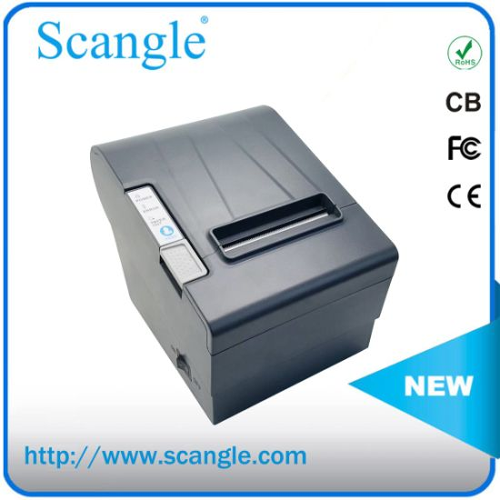 High Speed 80mm Thermal Printer with Auto Cutter