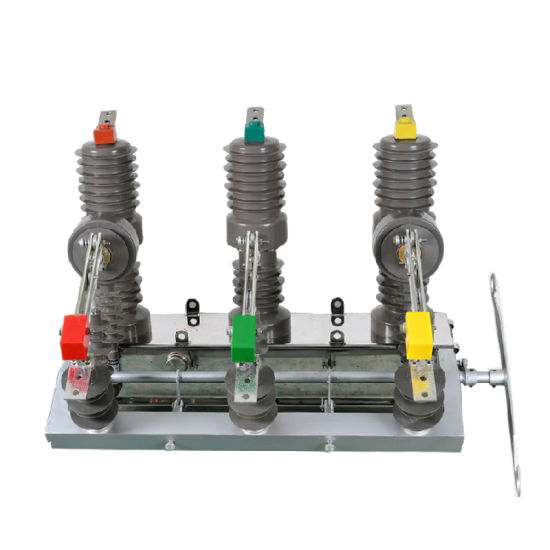 630A Isolation Manual Type 10kV Pole-mounted High Voltage Vacuum Circuit Breaker