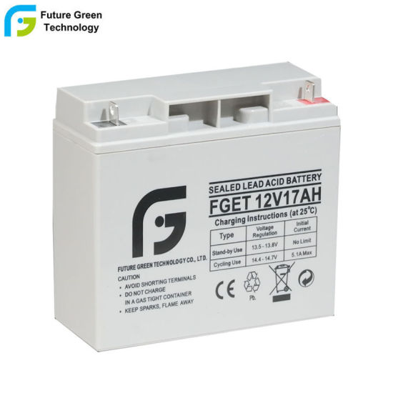 High Quality 12V 17ah Lead Acid Batteries for UPS