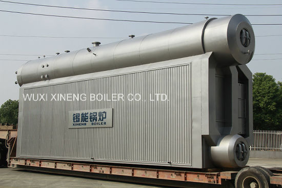 China Szs Oil Fired Steam Boiler/Hot- Water Boiler - China Steam ...