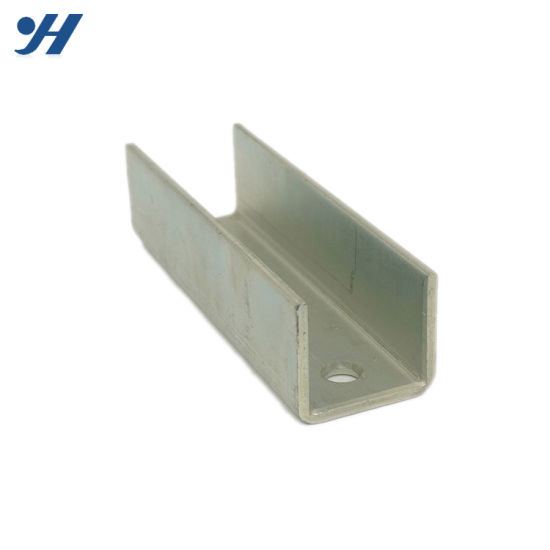 Building Material Cold Rolled Steel Support Structure Mild Carbon Steel U Channel