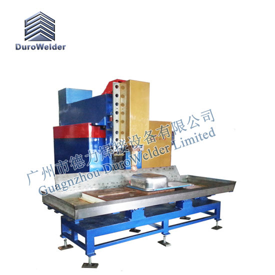 CNC Stainless Steel Sink Automatic Welding Machine pictures & photos