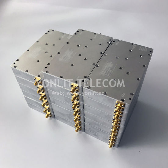 China 1W 3G 2100MHz Mosfet Power Amplifier with Small