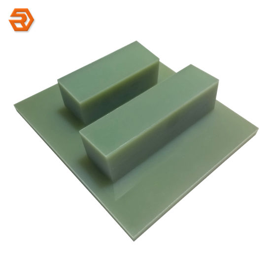 Epoxy Fiberglass Laminated G10/Fr4 Sheet/Plate