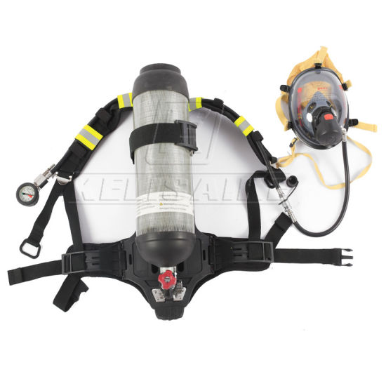 Ce Approved 68L Compressed Air Breathing Apparatus Scba