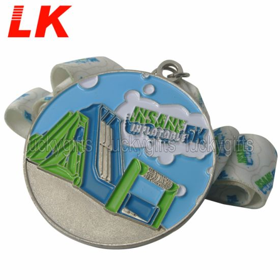 High Quality Customized Metal Zinc Alloy Medal