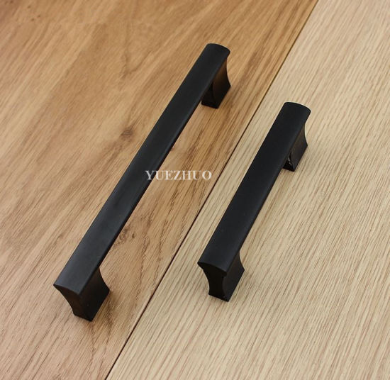 China Furniture Hardware Supplier Factory Aluminum Pulls Cabinet Drawer Handle & China Furniture Hardware Supplier Factory Aluminum Pulls Cabinet ...