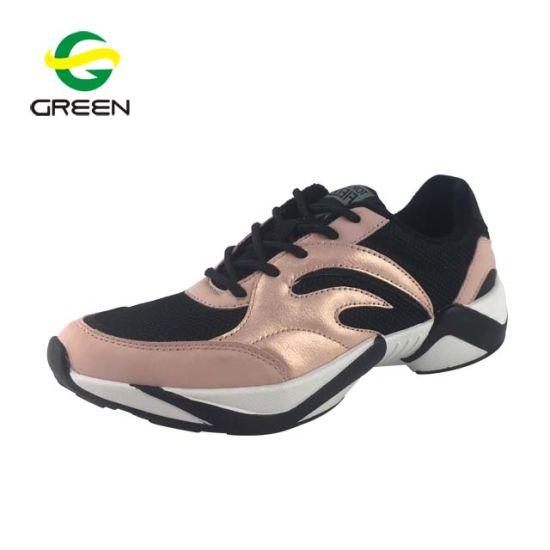 China Cheap Women Fashion Sneaker