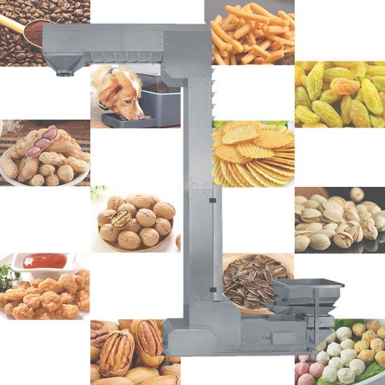 Stainless Steel Food Grain 1.8L Z Bucket Elevator