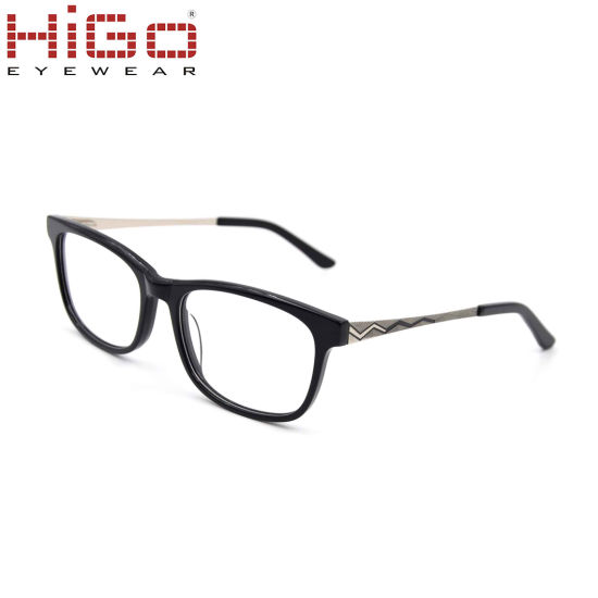China High Quality Metal Part with Acetate Wholesale Eyeglass ...