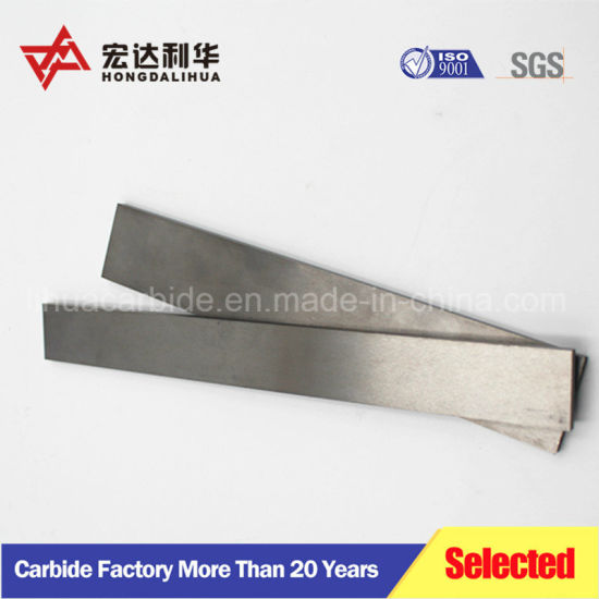 Tungsten Carbide Strips with High Resistance
