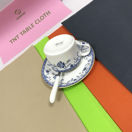 Spunbonded Nonwoven TNT Table Cloth
