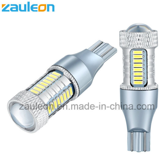 T15 W16w 921 Led Bulbs With Projector Replacement For Back Up Reverse Lights