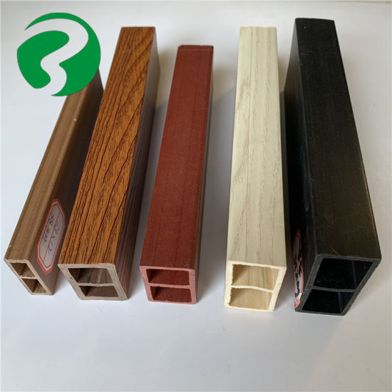 Hollow Beams Ceiling Popular WPC Composite Indoor Wall Panel Ceiling for Home Decoration Made in China