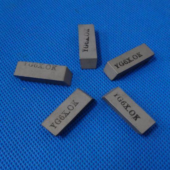 Inlaid Carbide Cutting Tool