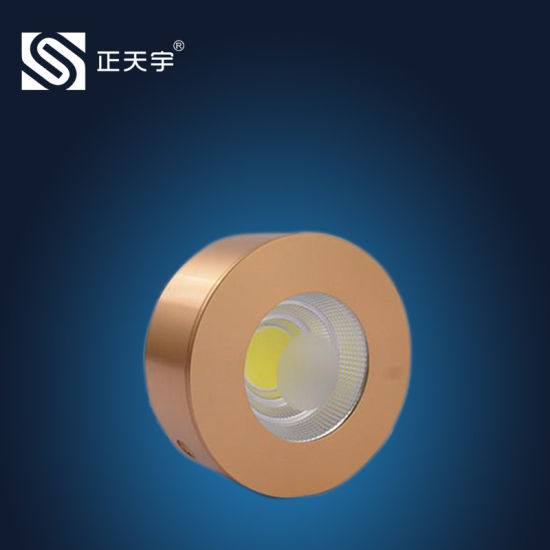 China 5w Dc Powered Led Cabinet Kitchen Wardrobe Lighting