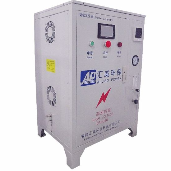 China Waste Gas Treatment Corona Discharge Ozonator - China