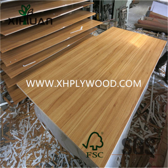 Melamine Glue Faced MDF Gloss Plywood Sheets with MDF Price for UV Panel  Melamine Panels Foshan