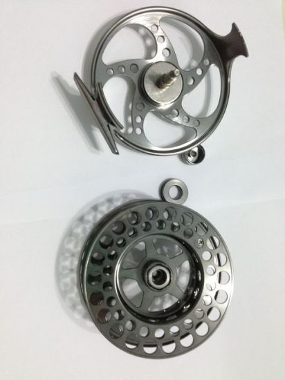 High Quality Best Price CNC Fly Reel pictures & photos