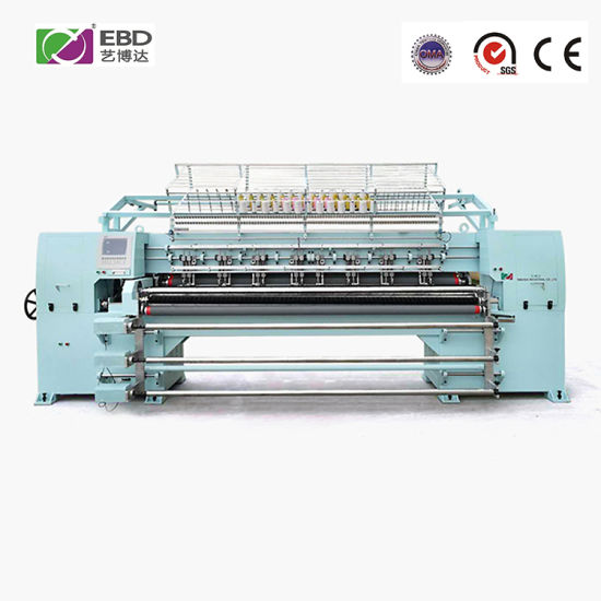 2019 Hot Selling Computer Multi Needle Mattress Quilting Sewing Machine Made in China