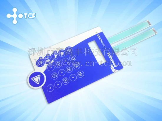 China Super Quality Membrane Switch and Touch Keypad Supplier