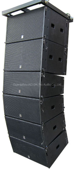 High Stable 2 Way DSP Active Neodymium Line Array Speaker pictures & photos