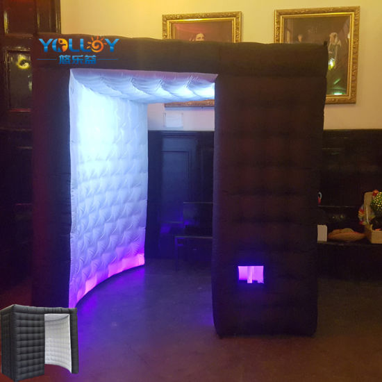Blow up Photo Booth Inflatable LED Photo Booths pictures & photos