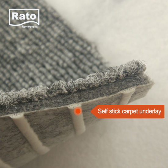 Eco-Friendly High Quality Anti-Slip Self Stick Carpet pictures & photos