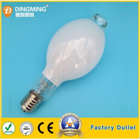 White Long Life High Intenssity Discharge Mercury Bulb