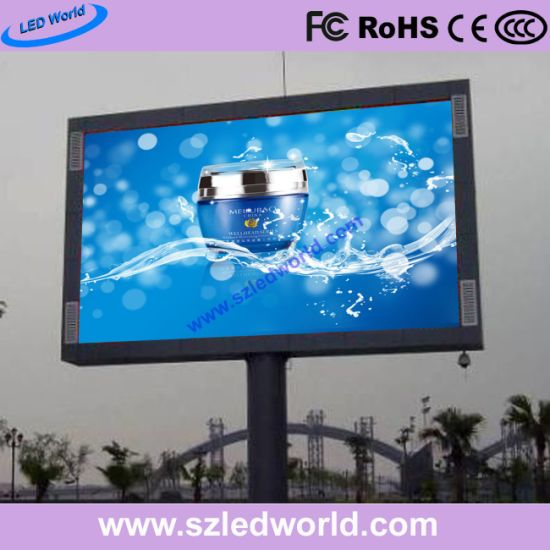 P4.81 Outdoor Full Color LED Screen Display Panel