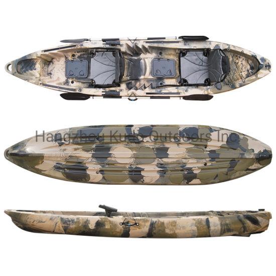 Kudooutdoors Professional Sit on Top Fishing Kayak