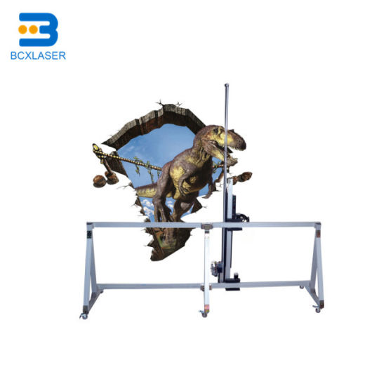 Fire-New 3D Wall Printer Machine with Quality Guarantee