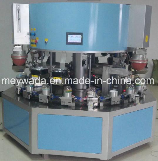 PVC Ball Rotary Pad Printing Machine