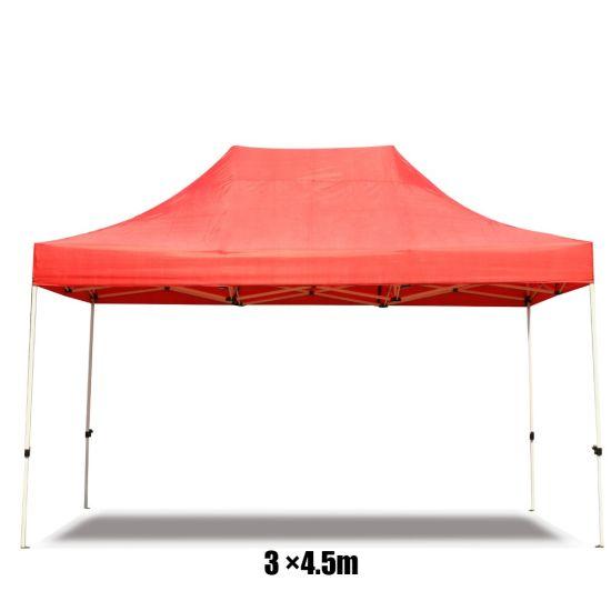 3X4.5m Custom Printed Outdoor Folding Gazebo Canopy Tent