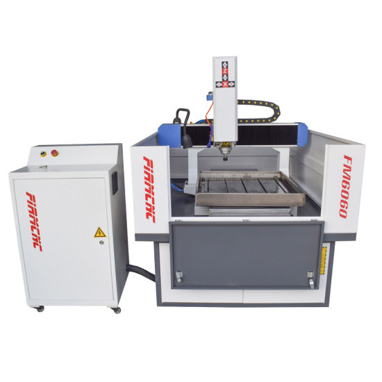 Quality 6060 CNC Router Mould Metal Milling Engraving Machine