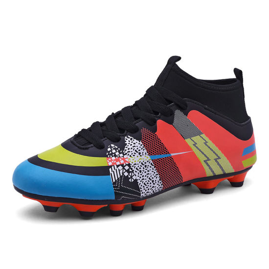 China High Ankle Soccer Boots, 2019 New