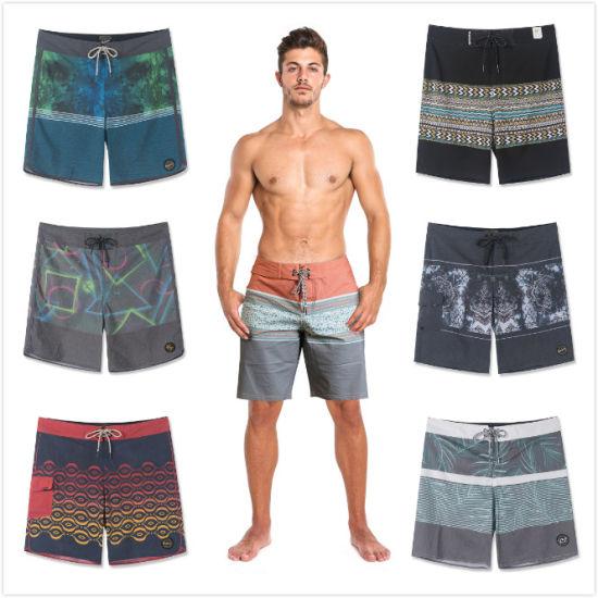 Custom Boardshorts Surf Geometric Flower Mens Board Shorts