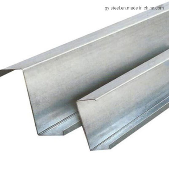 Q195 Carbon Steel Pipe Price List Galvanized Coated Z Type Stee Purlin