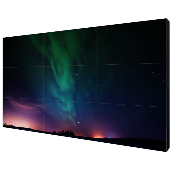 """Samsung Cheap Price 55"""" Panel Mount 3X3 Videowall Controller Advertising Screen Display LCD Video Wall"""