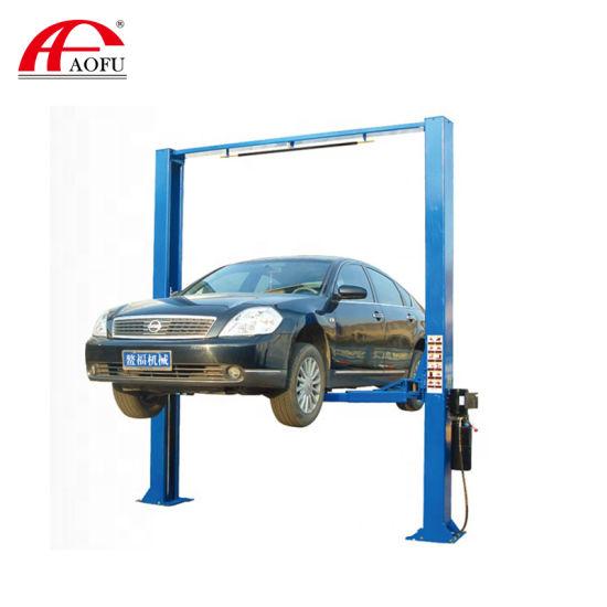 Aofu Automatic 2 Post 4 Ton (9000lb) Capacity Car Lift