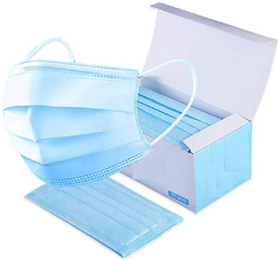 China Disposable 3ply Nonwoven Fabric Face Mask - China Nonwoven Fabric  Face Mask, Face Masks