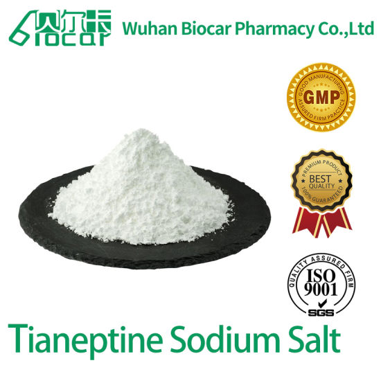Factory Direct Delivery of Antidepressant Raw Materials-Tianeptine Sodium Salt High Purity